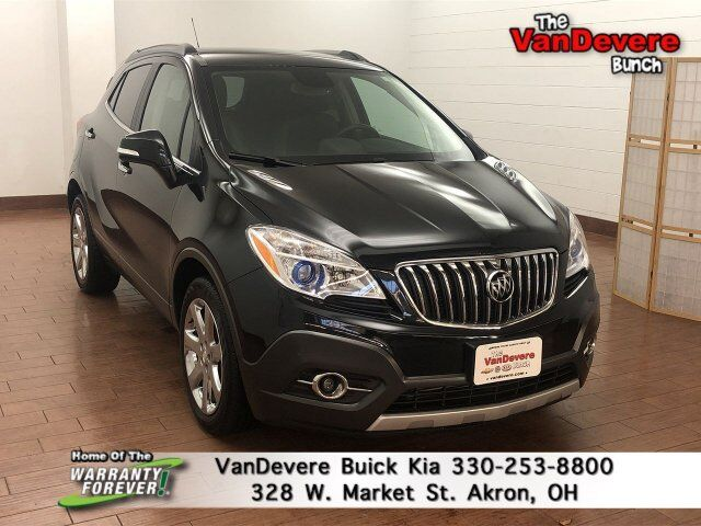 2016 Buick Encore Leather Akron OH