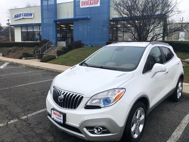 2016 Buick Encore Leather Hackettstown NJ