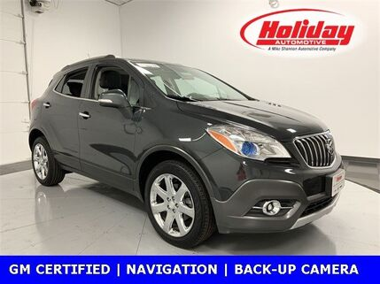 2016_Buick_Encore_Leather_ Fond du Lac WI