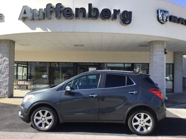 2016 Buick Encore Leather Herrin IL
