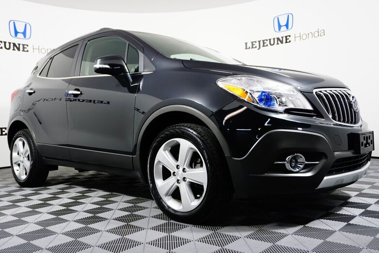 2016 Buick Encore Leather Jacksonville NC