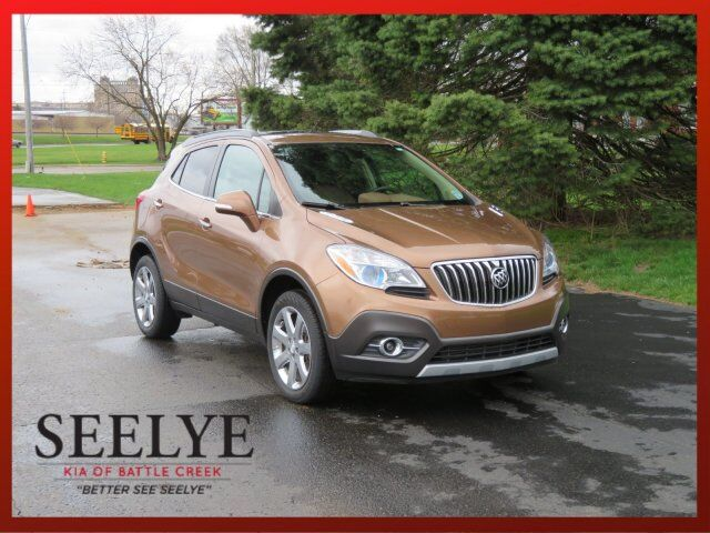 2016 Buick Encore Leather Kalamazoo MI