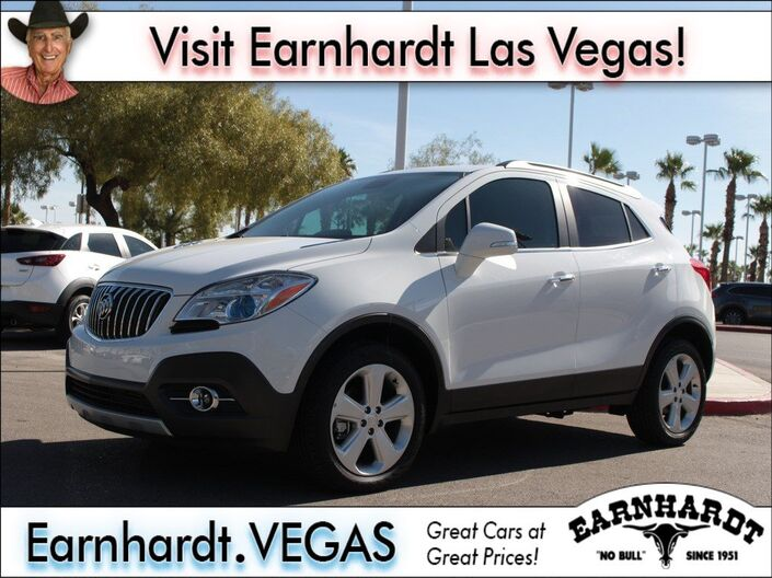 2016 Buick Encore Leather Las Vegas NV