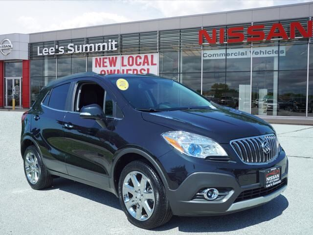 2016 Buick Encore Leather Lee's Summit MO