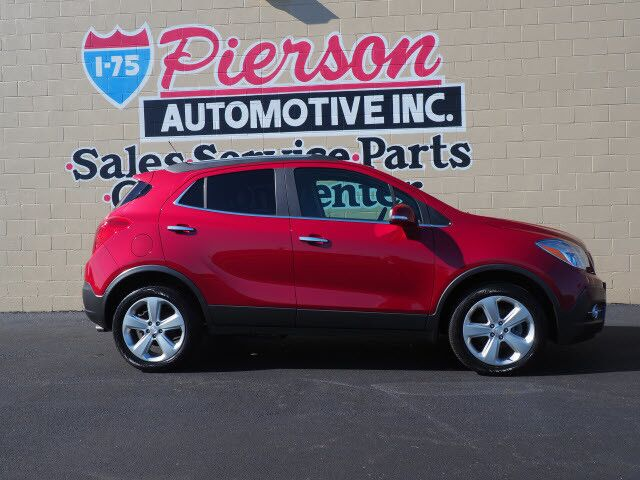 2016 Buick Encore Leather Middletown OH