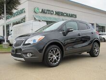 2016_Buick_Encore_Sport Touring AWD*BACK UP CAMERA,BLIND SPOT MONITOR,SUNROOF,BLUETOOTH CONNECTION,FACTORY WARRANTY!_ Plano TX
