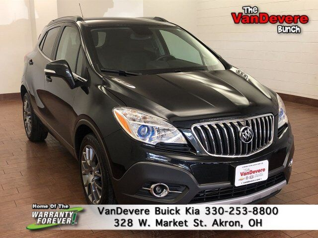 2016 Buick Encore Sport Touring Akron OH