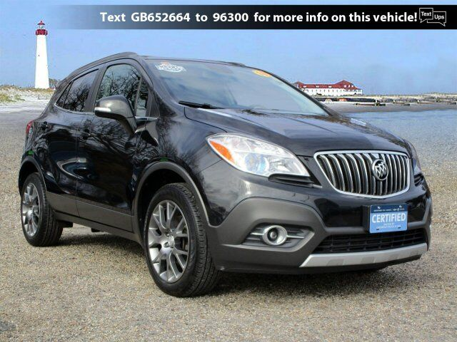 2016 Buick Encore Sport Touring Cape May Court House NJ