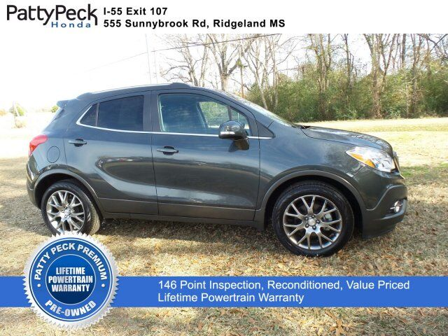 2016 Buick Encore Sport Touring FWD Jackson MS