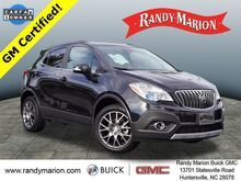 2016_Buick_Encore_Sport Touring_ Hickory NC