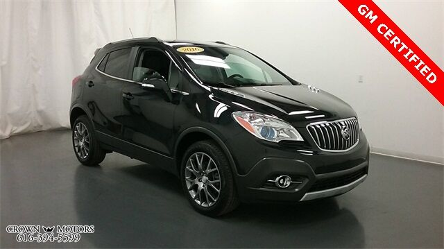2016 Buick Encore Sport Touring Holland MI