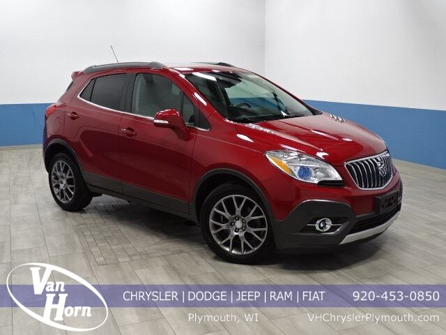 2016 Buick Encore Sport Touring Plymouth WI