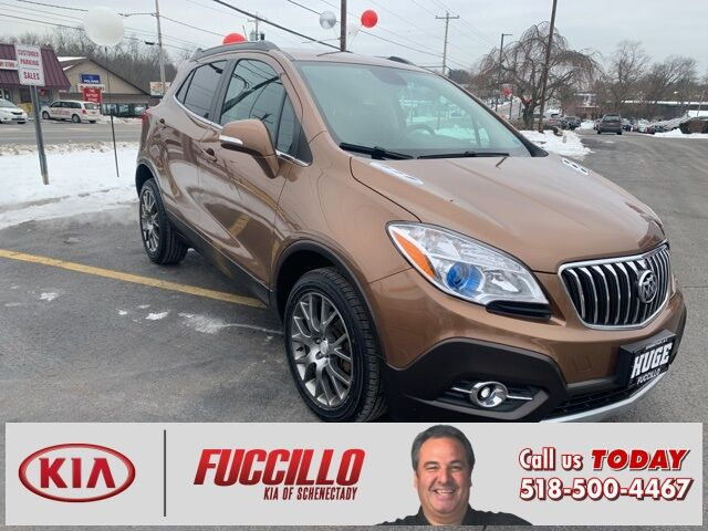2016 Buick Encore Sport Touring Schenectady NY