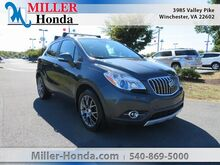 2016_Buick_Encore_Sport Touring_ Martinsburg
