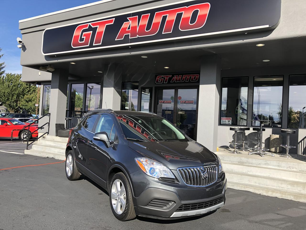 2016 Buick Encore Sport Utility 4D Puyallup WA