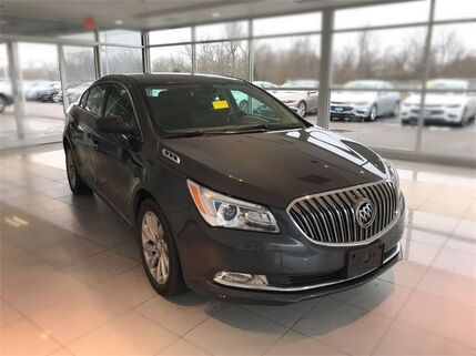 2016_Buick_LaCrosse__ Dayton area OH