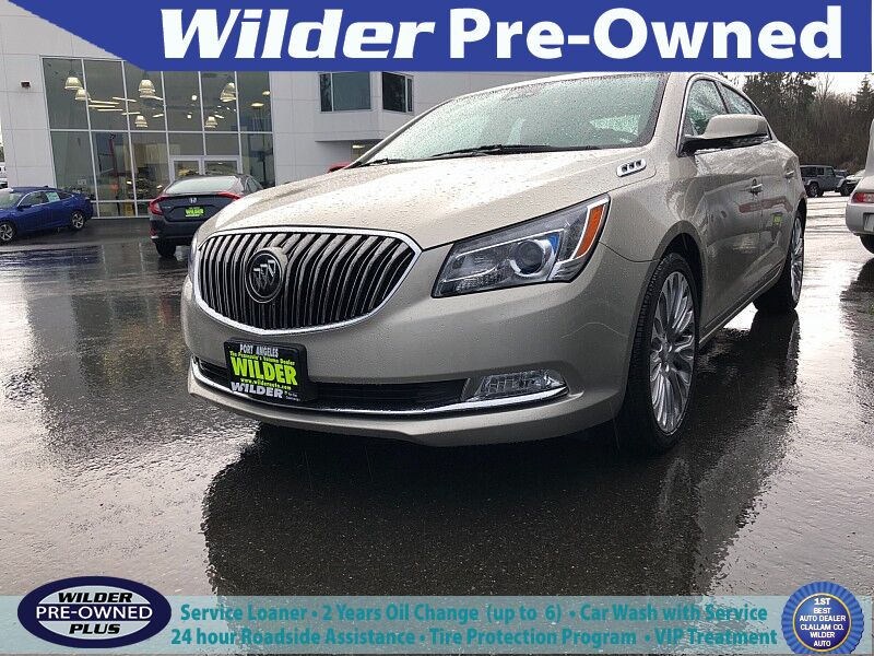 2016 Buick LaCrosse 4d Sedan Premium 2 Port Angeles WA