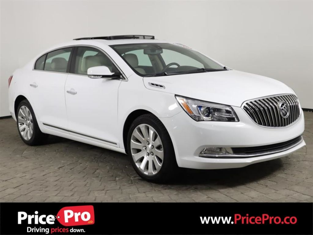 2016 Buick LaCrosse Leather AWD V6 w/Nav/Pano Sunroof Maumee OH