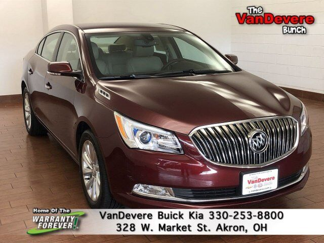 2016 Buick LaCrosse Leather Akron OH