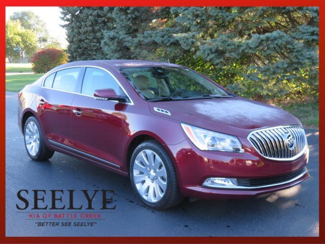 2016 Buick LaCrosse Leather Battle Creek MI