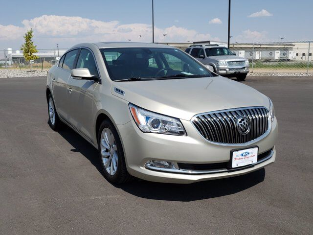 2016 Buick LaCrosse Leather Grand Junction CO