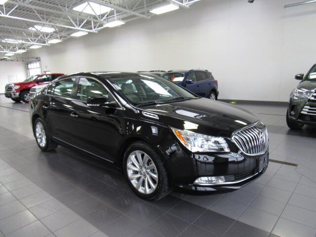 2016 Buick LaCrosse Leather Green Bay WI