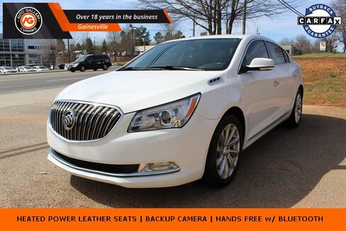2016_Buick_LaCrosse_Leather Group_ Gainesville GA