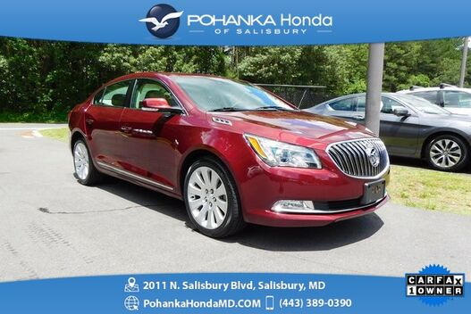 2016_Buick_LaCrosse_Leather Group AWD V6 ** DUAL SUNROOF ** ONE OWNER **_ Salisbury MD