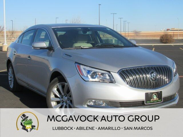 2016 Buick LaCrosse Leather Group Lubbock TX