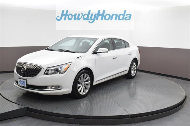 2016_Buick_LaCrosse_Leather Group_ Austin TX