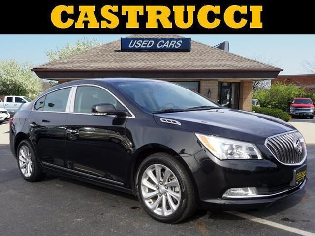 2016 Buick LaCrosse Leather Group Dayton OH