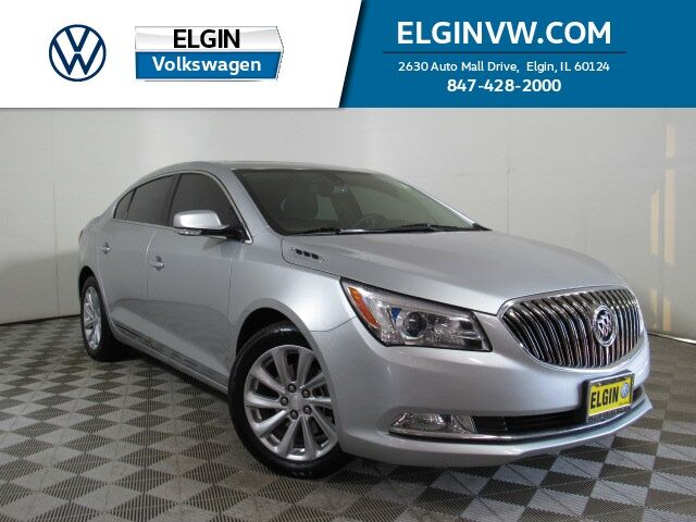 2016 Buick LaCrosse Leather Group Elgin IL