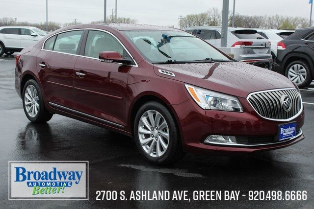 2016 Buick LaCrosse Leather Group Green Bay WI