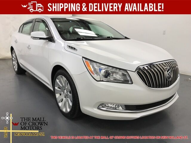 2016 Buick LaCrosse Leather Group Holland MI
