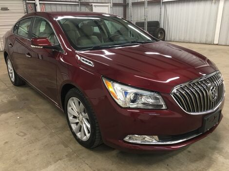 2016_Buick_LaCrosse_Leather Group_ Mission TX