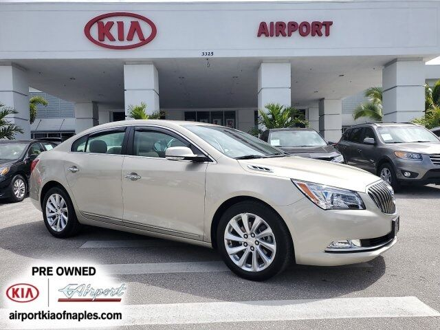 2016 Buick LaCrosse Leather Group Naples FL