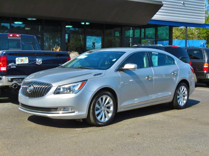 2016 Buick LaCrosse Leather Jacksonville FL