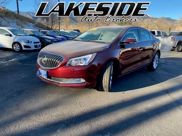 2016 Buick LaCrosse Leather Package Colorado Springs CO