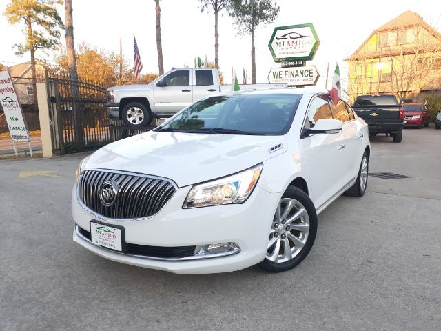 2016 Buick LaCrosse Leather Package Houston TX