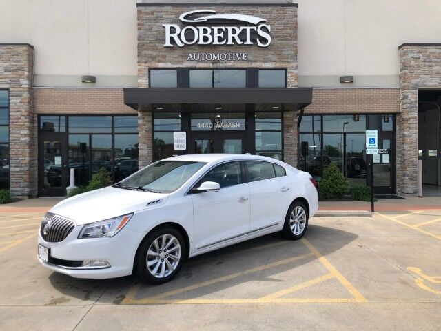 2016 Buick LaCrosse Leather Springfield IL
