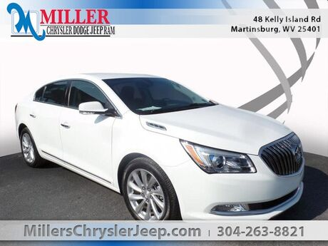 2016 Buick LaCrosse Leather Martinsburg