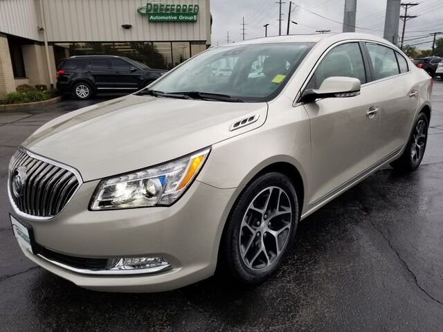 2016 Buick LaCrosse Sport Touring Fort Wayne Auburn and Kendallville IN
