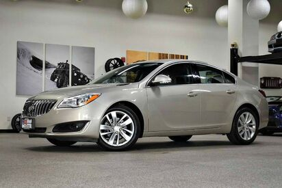 2016_Buick_Regal__ Boston MA