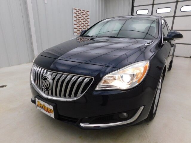 2016 Buick Regal 4dr Sdn Turbo FWD Manhattan KS