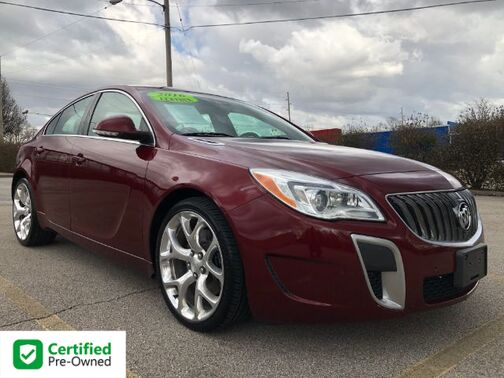 2016_Buick_Regal_GS_ Frankfort KY