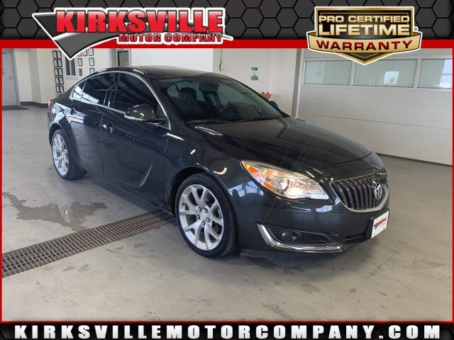 2016 Buick Regal LEATGR 4dr Sdn Turbo FWD Kirksville MO