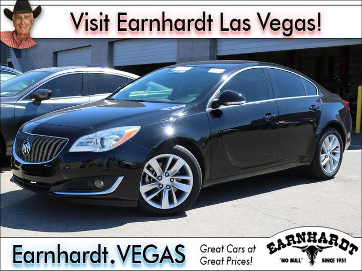 2016 Buick Regal LEATGR Las Vegas NV