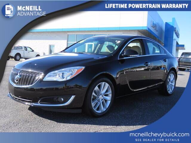 2016 Buick Regal LEATGR Wilkesboro NC