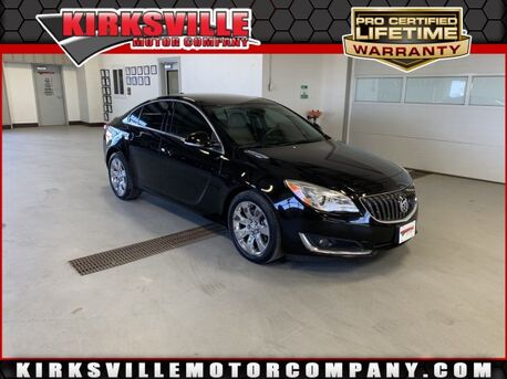 2016_Buick_Regal_LEATHER 4dr Sdn Turbo FWD_ Kirksville MO