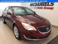 2016 Buick Regal Leather